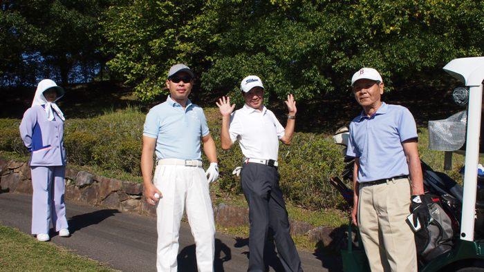 第9回チャリティーゴルフ