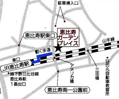 ebisu map