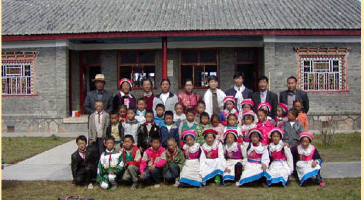 50の学校プロジェクト 第2校目「吉能小学校」