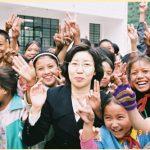 50の学校プロジェクト 第4校「日中藤誼僑愛小学校」