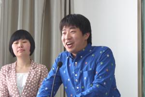 雲南師範大学 松田 講演会 様子