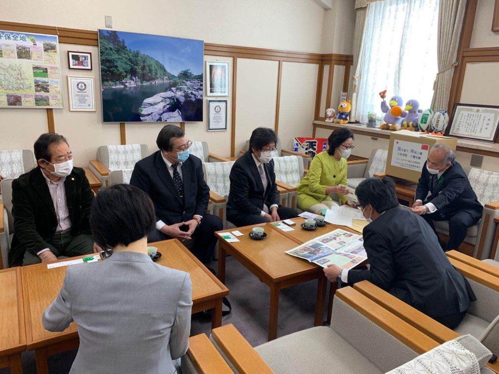 日本雲南聯誼協会 埼玉県訪問