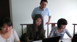 雲南支部事務局夏季インターンシップ2012(前期)中間報告!