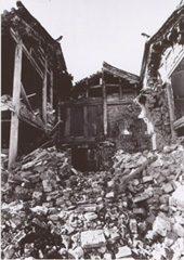 雲南省麗江 大地震の後
